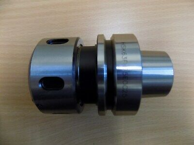 HSK63F OZ25 Collet Chuck x 80mm for CNC Routers/HSM Spindle HSK-F63 DIN69893F