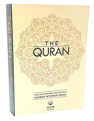 FREE:The Quran : Translated into English - Saheeh International (Pocket Size)