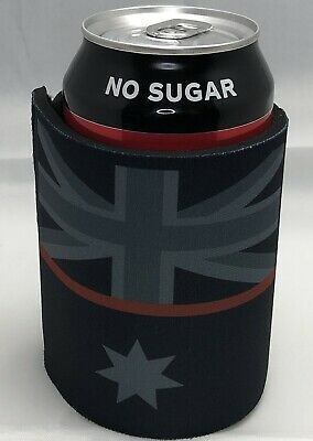 Thin Red Line Stubby Holder, Subdued, Fire Brigade, 1 x holder