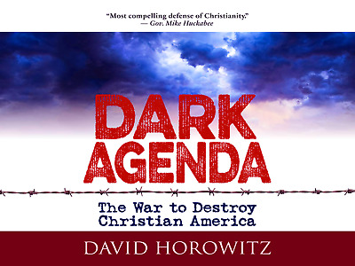 DARK AGENDA by David Horowitz  [EßOOK] ⚡⚡FAST DELIVREY⚡⚡