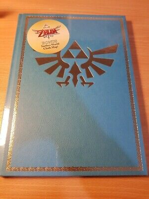 The Legend of Zelda - Skyward Sword - Collector's Edition strategy guide - NEW