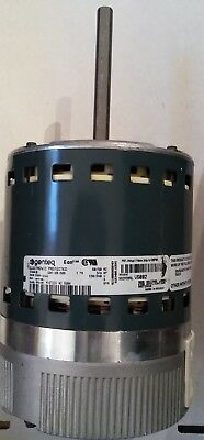 GE Genteq 5SDA39RLV5002 3/4HP, 120/240V, 60/50Hz, Ph 1, 5664 Electric Motor -NEW