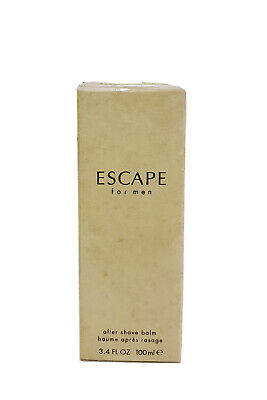 Calvin Klein - Escape After Shave Balm 100ml - New & Rare