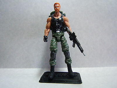 """Custom 3.75"""" The Walking Dead ABRAHAM FORD figure - poseable & MADE TO ORDER"""