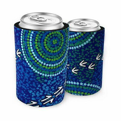 Indigenous Can Cooler - The Wet Season