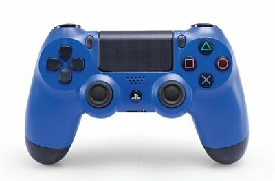 Sony PlayStation 4 Dualshock 4 Wireless Controller -  Wave Blue DS4