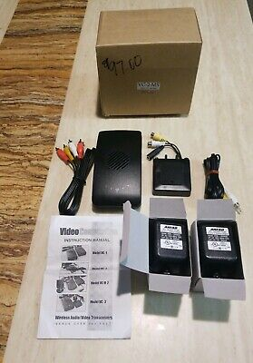 Astrotel communication video sender transmitter receiver VC-2-MS.Open box.