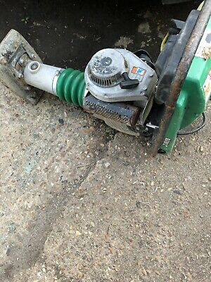 Wacker Neuson Trench Rammer Bs502 Green Top