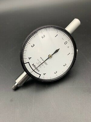 Mitutoyo 2947-10 Dial Indicator Flat/Smooth Surface Inspection Tool