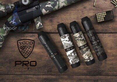 100% Authentic VGOD Pro Mech 2 Kit with Elite RDA - Combine with Battery