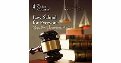 Law School for Everyone: Constitutional Law AUDIO BOOK