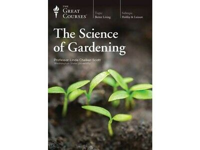 The Science of Gardening AUDIO BOOK