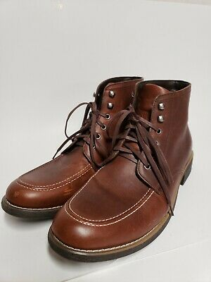 94b24efb117 AMERICAN EAGLE MENS Leather Lumber Up Boots - Sizes 7/8/9/10/11/12 ...