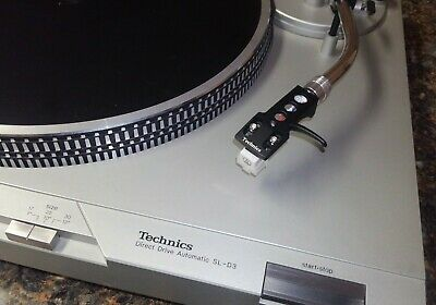 Technics SL-D3 Direct Drive Turntable