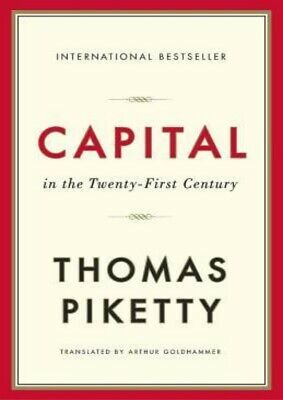 Capital in the Twenty-First Century  AUDIO BOOK