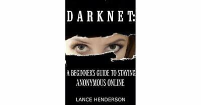 Darknet A Beginner's Guide to Staying Anonymous Online AUDIO BOOK
