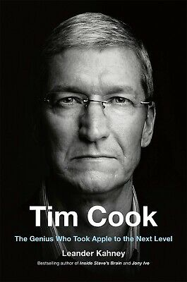 Tim Cook The Genius Who Took Apple to the Next Level AUDIO BOOK