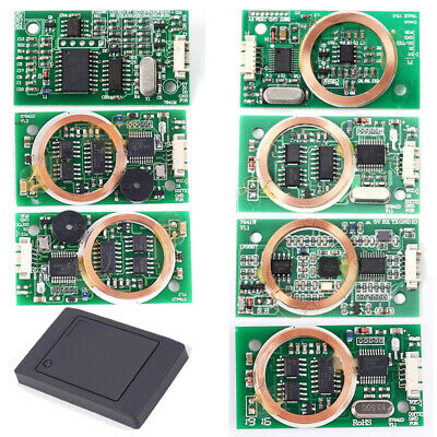 RFID Reader Wireless Module Dual Frequency 125kHz UART for IC/ID/Mifare Card Lot