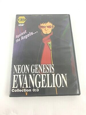 Neon Genesis Evangelion, Collection 0:3 [Episodes 9-11]