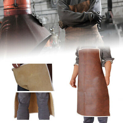 Cowhide Leather Apron Safety Clothing Welders, Blacksmith, Metal Worker
