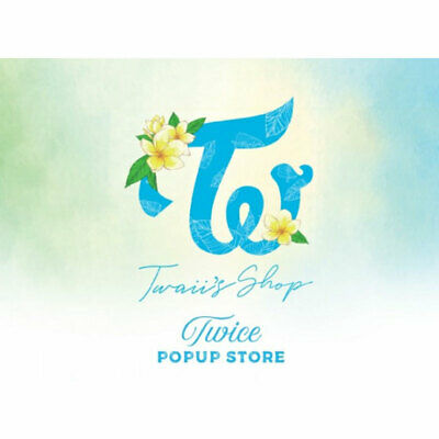 [Pre Order] TWICE POP UP STORE TWAIIS in SEOUL OFFICIAL GOODS