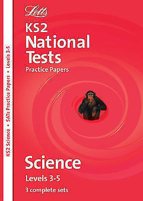 Letts Key Stage 2 Practice Test Papers � Science, Jackie Clegg, Used; Good Book