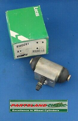 Rear brake cylinder Part number VQ246 fits Peugeot 205 QH BWC3205 Right Rear