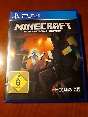 Ps 4 Spiel Minecraft Playstation Edition