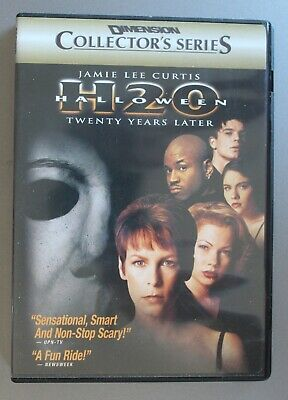 Halloween H2O DVD 20 Years Later     READ LISTING RULES