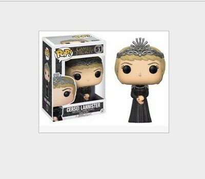 FUNKO POP Game of Thrones gerse 51 # Vinyl Action Figures Collectible Model Toys