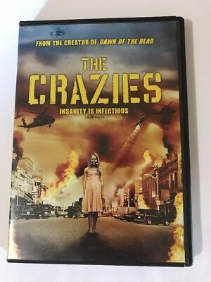 The Crazies (DVD, 2010, Canadian) Widescreen