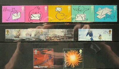 10 first class stamps Royal Mail mint good for post - miscellaneous subjects