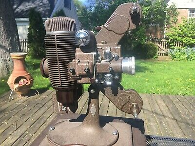 BELL & HOWELL 16mm Filmosound Projector Vintage Model