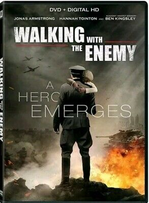 Walking With The Enemy [New DVD] Ac-3/Dolby Digital, Digitally Mastered In Hd,