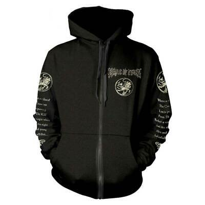Cradle Of Filth 'Cruelty And The Beast' Zip Hoodie - NEW hood hoody