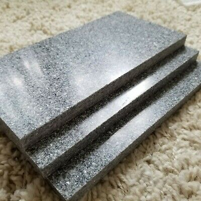 3 Corian Solid Surface Material Blanks Gray