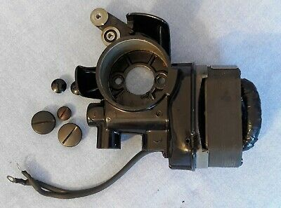 Singer 201 15-91 Sewing Machine Potted Motor Housing RE-WIRED