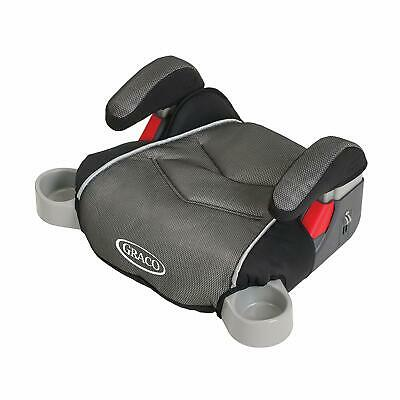Graco Backless TurboBooster Car Seat, Comfortable Seat, Safely, Machine Washing