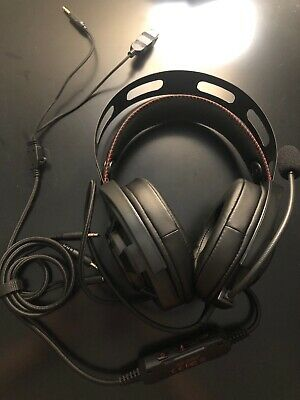 ONIKUMA M190PRO Gaming Headset Stereo Gaming Noise Cancelling Wired Headset