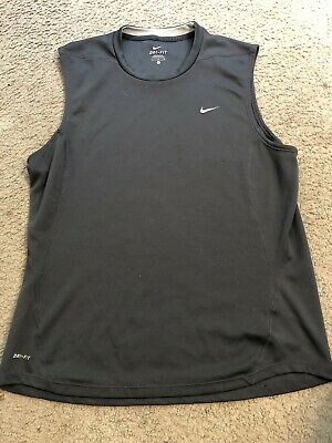 1fd49f393f794 New Balance Mens Size S-3XL Sleeveless Athletic Workout T-Shirt Ndurance  Gym Tee. $15.95 Buy It Now 11d 9h. See Details. NIKE driFIT Gray Sleeveless  ...