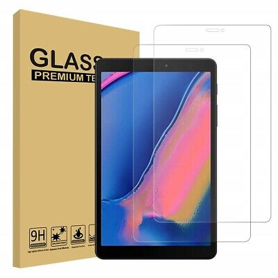 """Samsung Galaxy Tab A 8.0"""" 2019 T295 Tablet Tempered Glass Screen Protector Guard"""