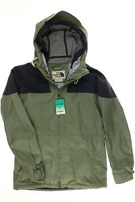 THE NORTH FACE Jacke Herren Mantel Gr. INT M Baumwolle grün