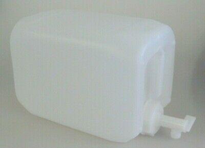 10L Jerrycan Fresh Water Carrier & Tap