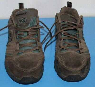 New Balance Cross Trainers Brown Tie Up Sneakers Men's Size 12
