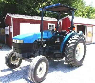 1999 New Holland TN65  Tractor  (FREE 1000 MILE DELIVERY FROM KENTUCKY)
