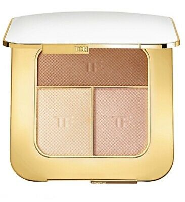 Tom Ford Soleil Contouring Highlight Compact Palette Brand New In Box