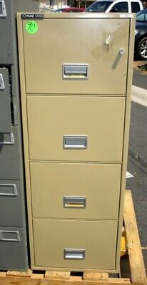 Fabulous 4Dr 17 3 4Wx22D Letter Fire Proof File Cabinet By Fire Interior Design Ideas Truasarkarijobsexamcom