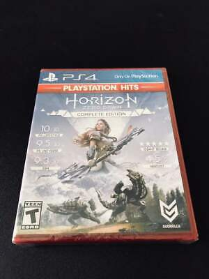 Brand NEW Horizon Zero Dawn Complete Edition Hits - PlayStation 4 FREE SHIPPING