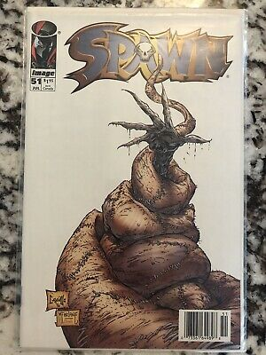 Spawn Comic Lot! Issues 51-60 incl. newsstand variants. All NM unless specified