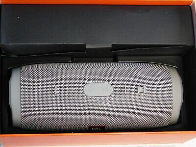 JBL Charge 3 - Waterproof Bluetooth Portable Speaker (grey) - *DEFECTIVE*